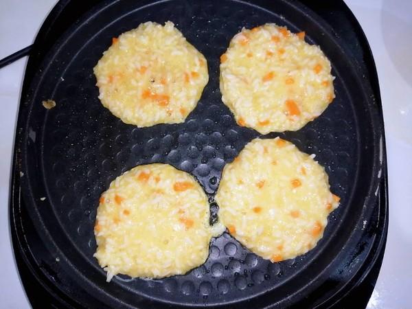 霸王超市丨米饭鸡蛋饼怎么做