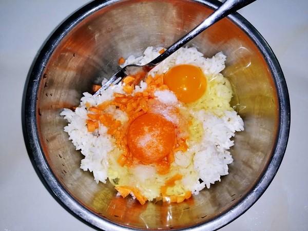 霸王超市丨米饭鸡蛋饼的简单做法