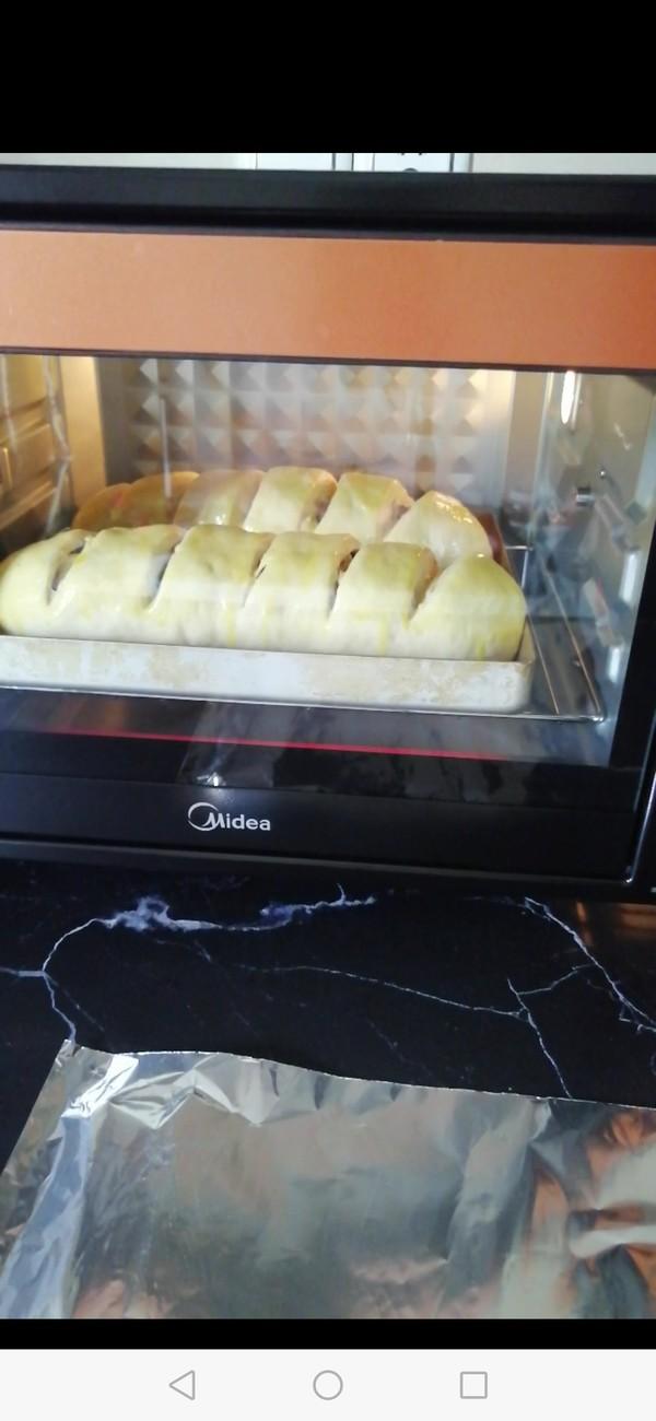 美的烤箱之大列巴的制作