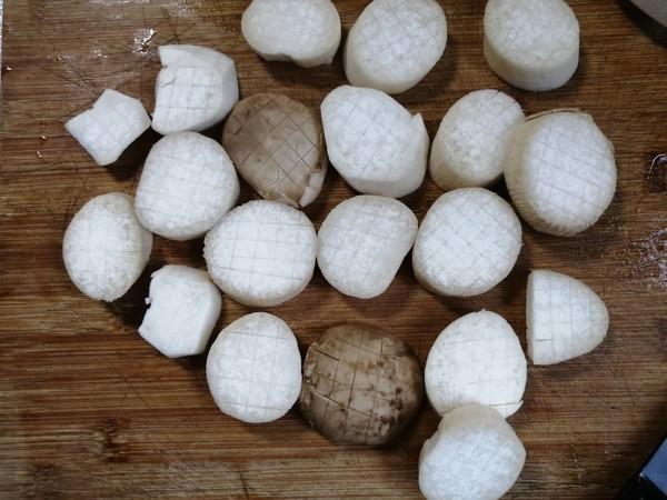 鲍鱼烩杏鲍菇的做法图解