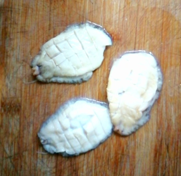 鲍鱼烩杏鲍菇的家常做法