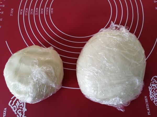 豆沙蛋黄酥怎样做