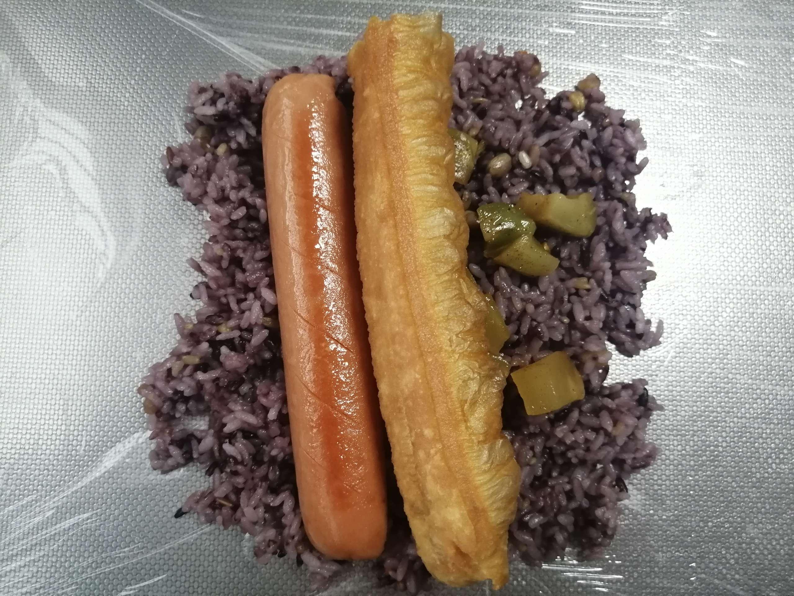 杂粮糍饭怎么做