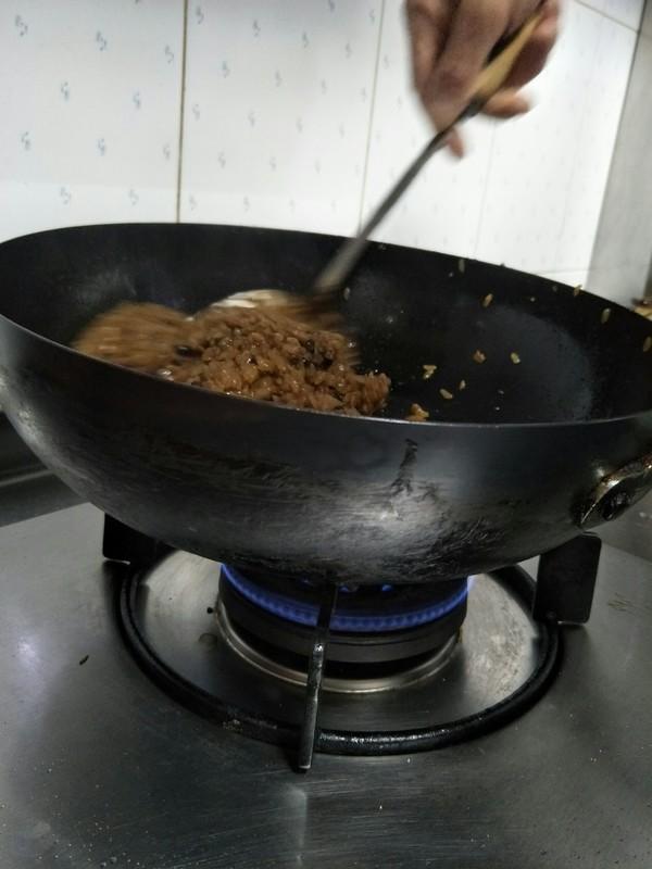 传统糯米烧麦怎么煸