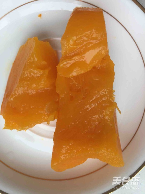 柔软可爱的超萌南瓜面包的做法大全