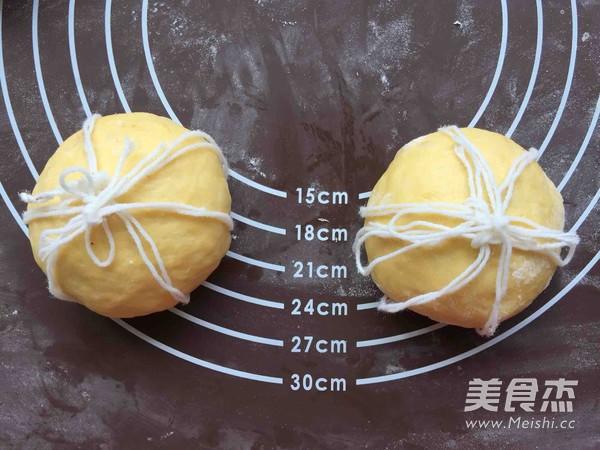 柔软可爱的超萌南瓜面包怎样做