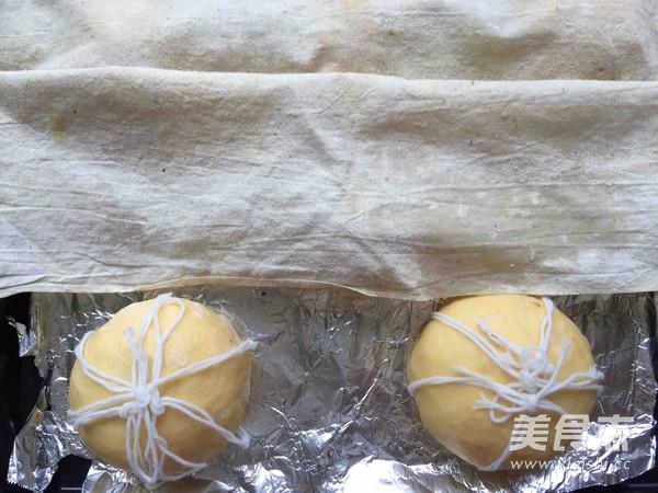 柔软可爱的超萌南瓜面包怎样炒