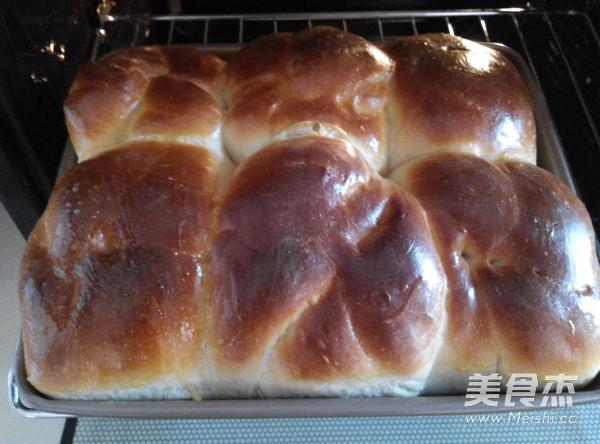 老式面包的做法大全