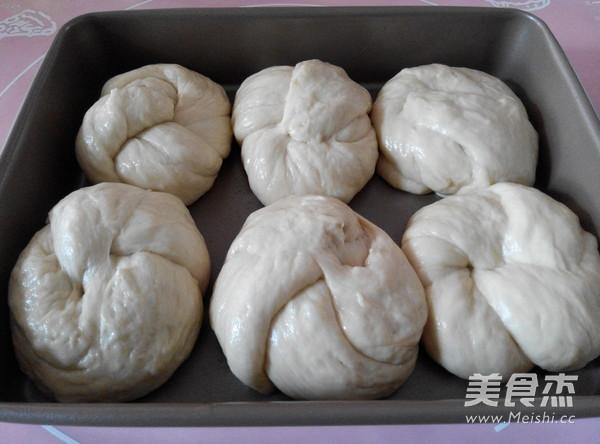 老式面包的制作方法