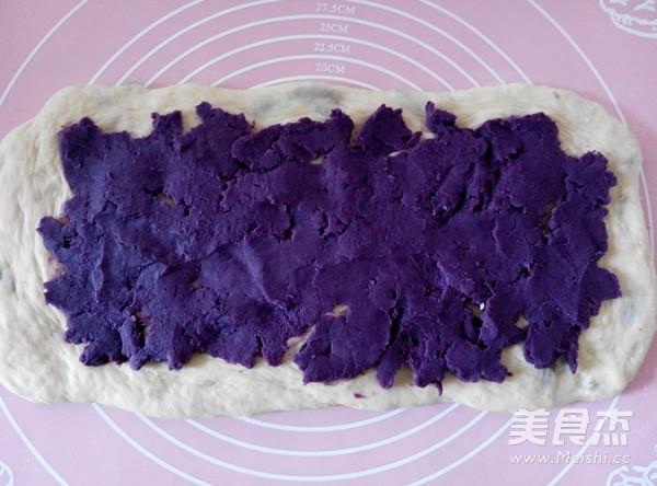 紫薯葡萄干吐司怎么煸