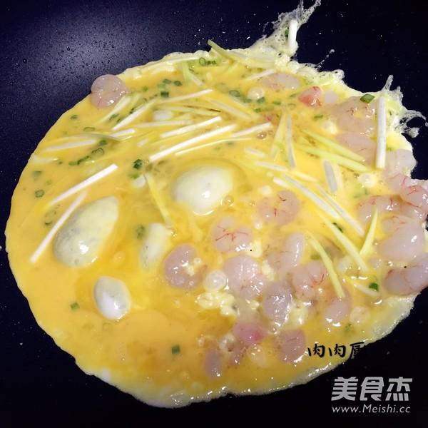正宗粤菜之韭黄虾仁炒滑蛋肉肉厨怎么煮