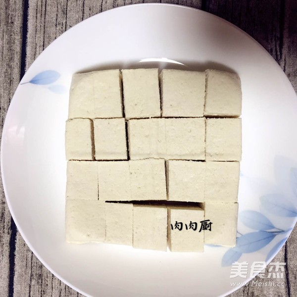 """如何做正宗四川麻婆豆腐的""""麻辣""""肉肉厨的家常做法"""