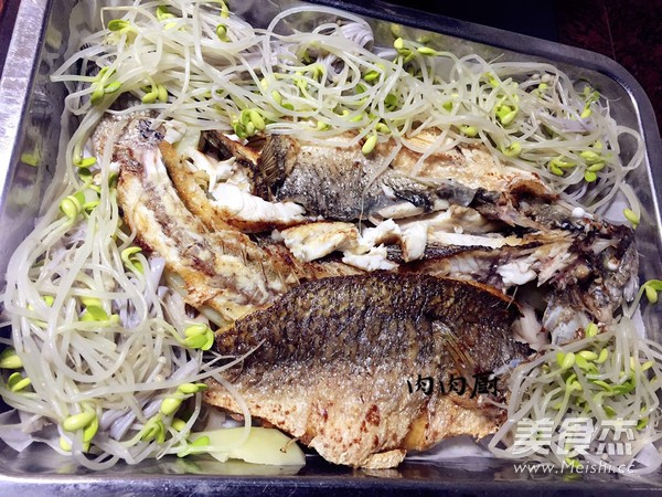 正宗重庆万州烤鱼肉肉厨怎么吃