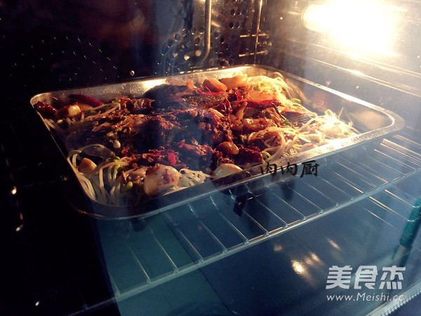正宗重庆万州烤鱼肉肉厨怎样炒