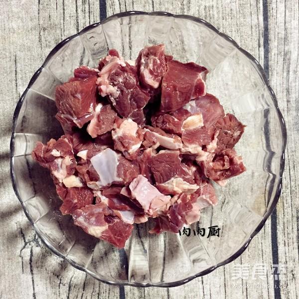萝卜牛腩煲肉肉厨的家常做法