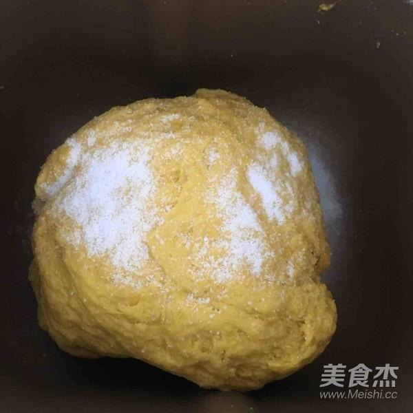 南瓜面包条的家常做法