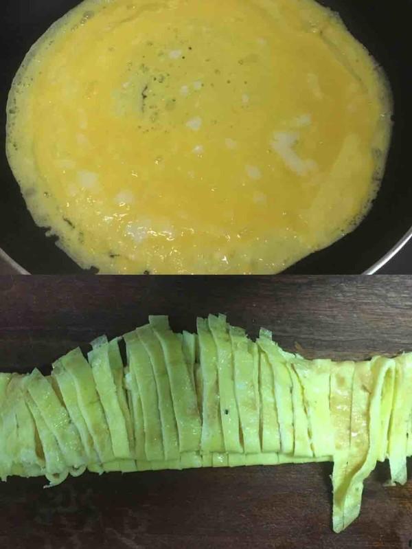 菠菜凉拌粉丝的做法图解