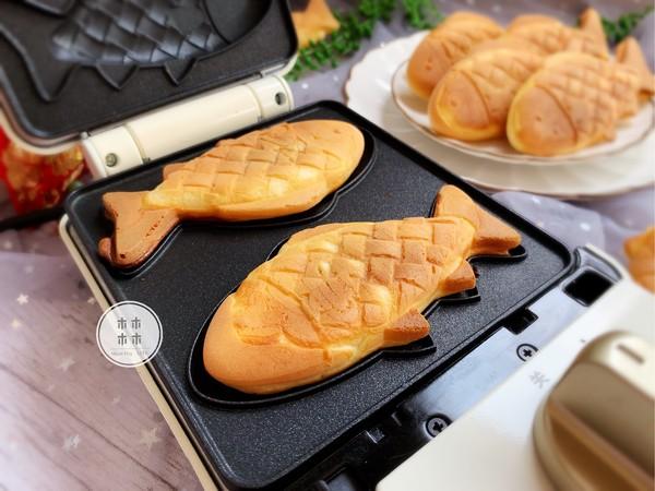 红豆鲷鱼烧怎么做