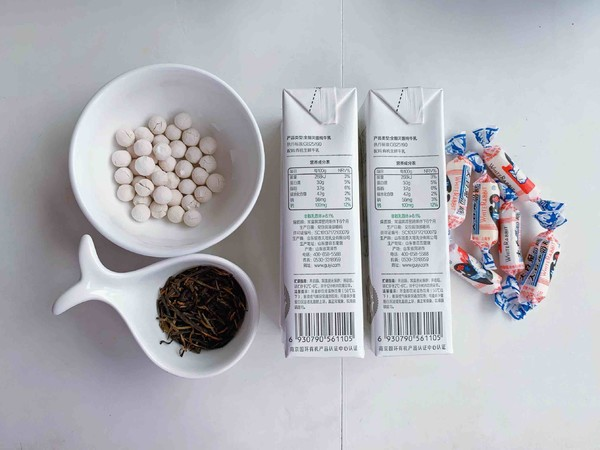 网红大白兔奶茶的做法大全
