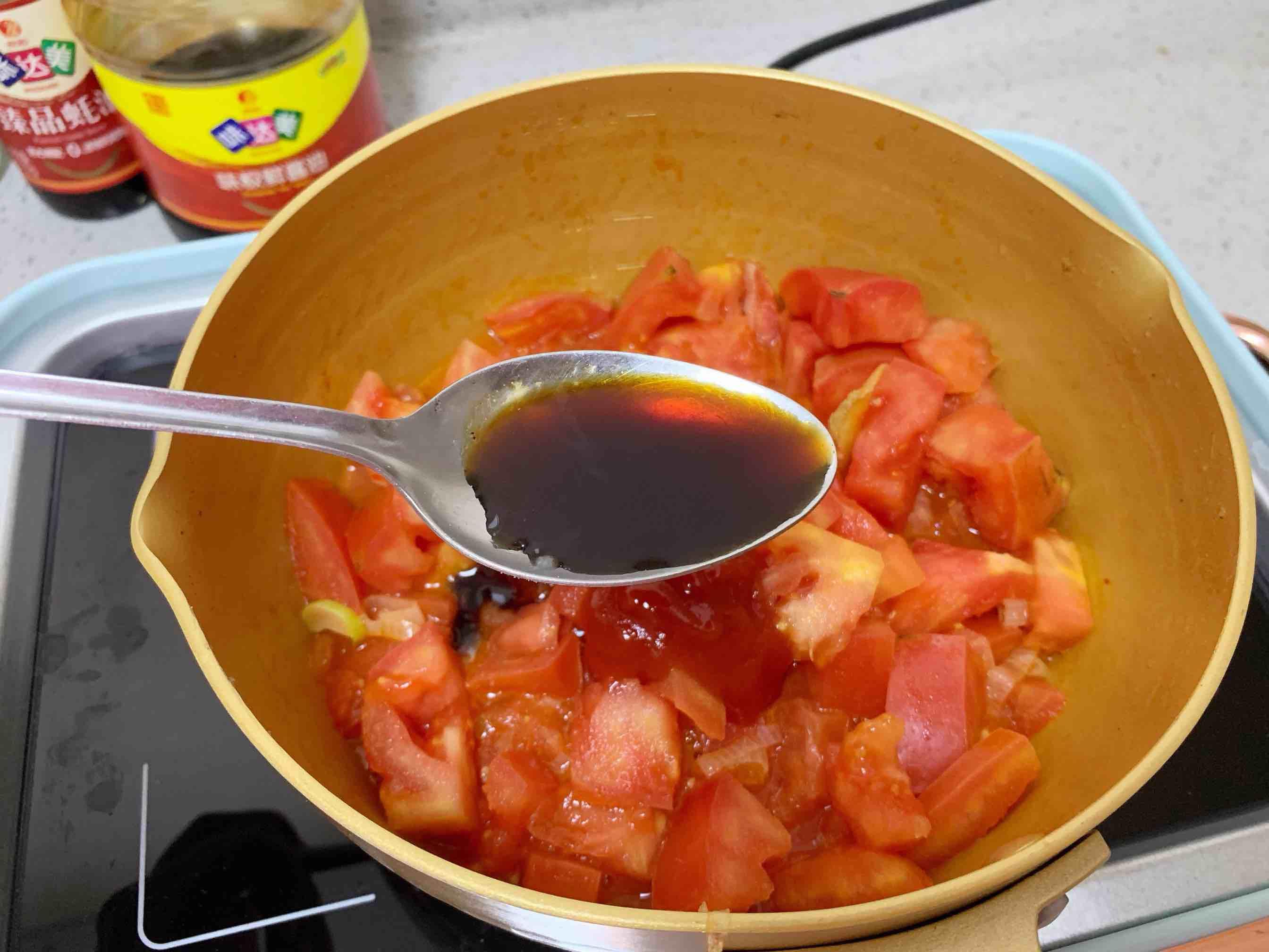 番茄酸汤龙利鱼的做法图解