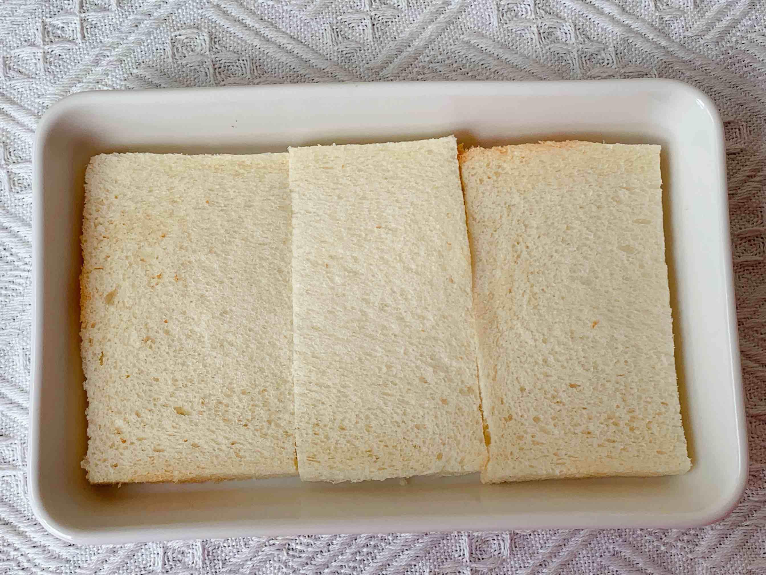 吐司版提拉米苏的家常做法
