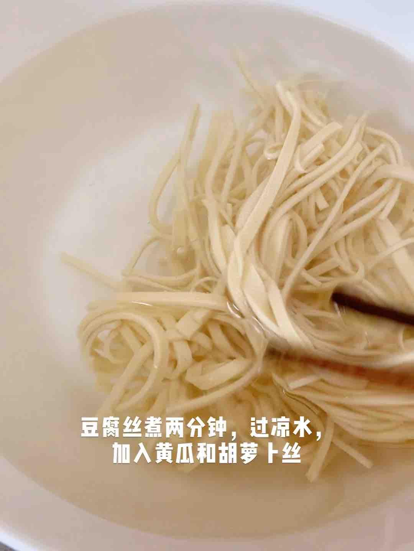 凉拌豆腐丝的做法图解