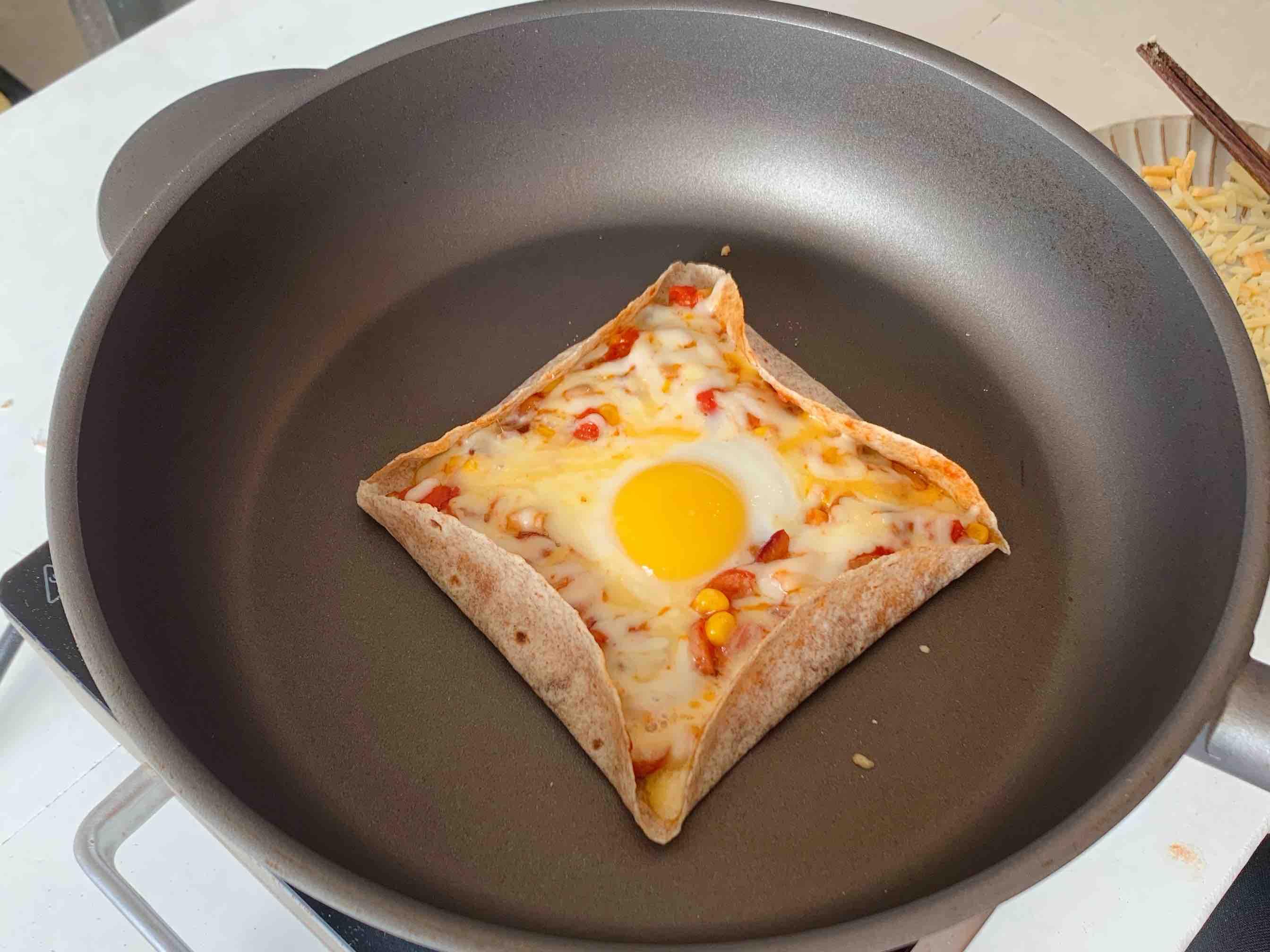 低脂低卡!北非蛋可丽饼,不用烤箱!怎么做
