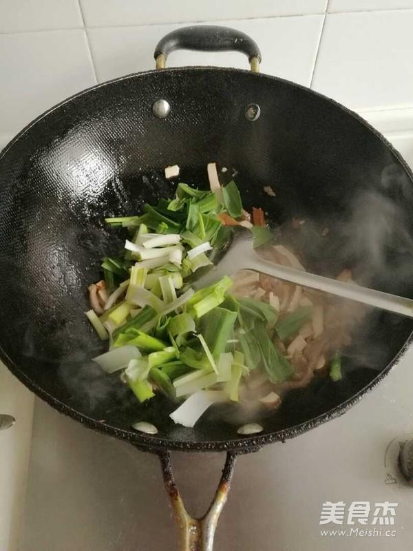 香干炒肉丝怎么做