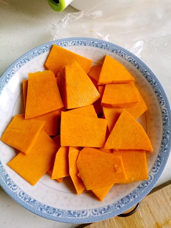红豆沙馅南瓜饼的做法大全