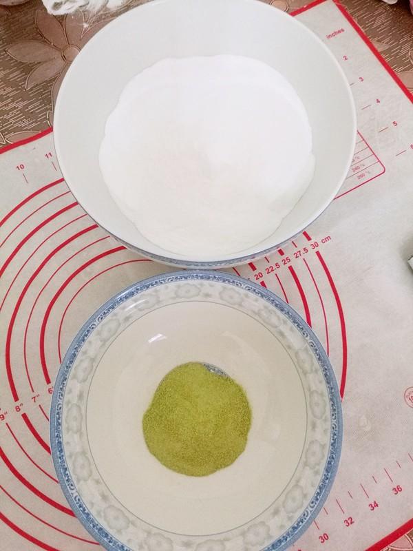 冰皮月饼(冰皮粉)的做法图解