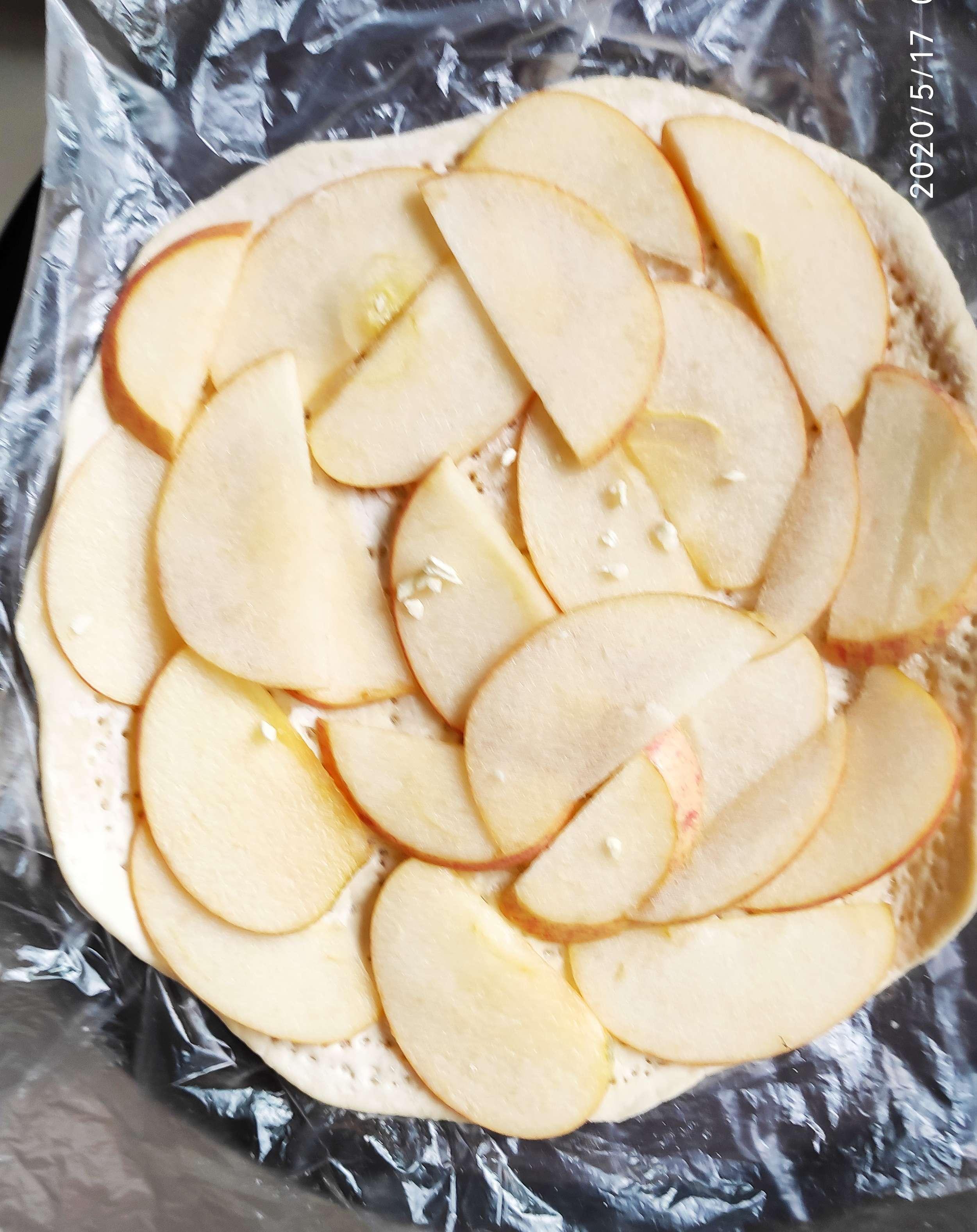 苹果披萨(电饼铛版)的简单做法