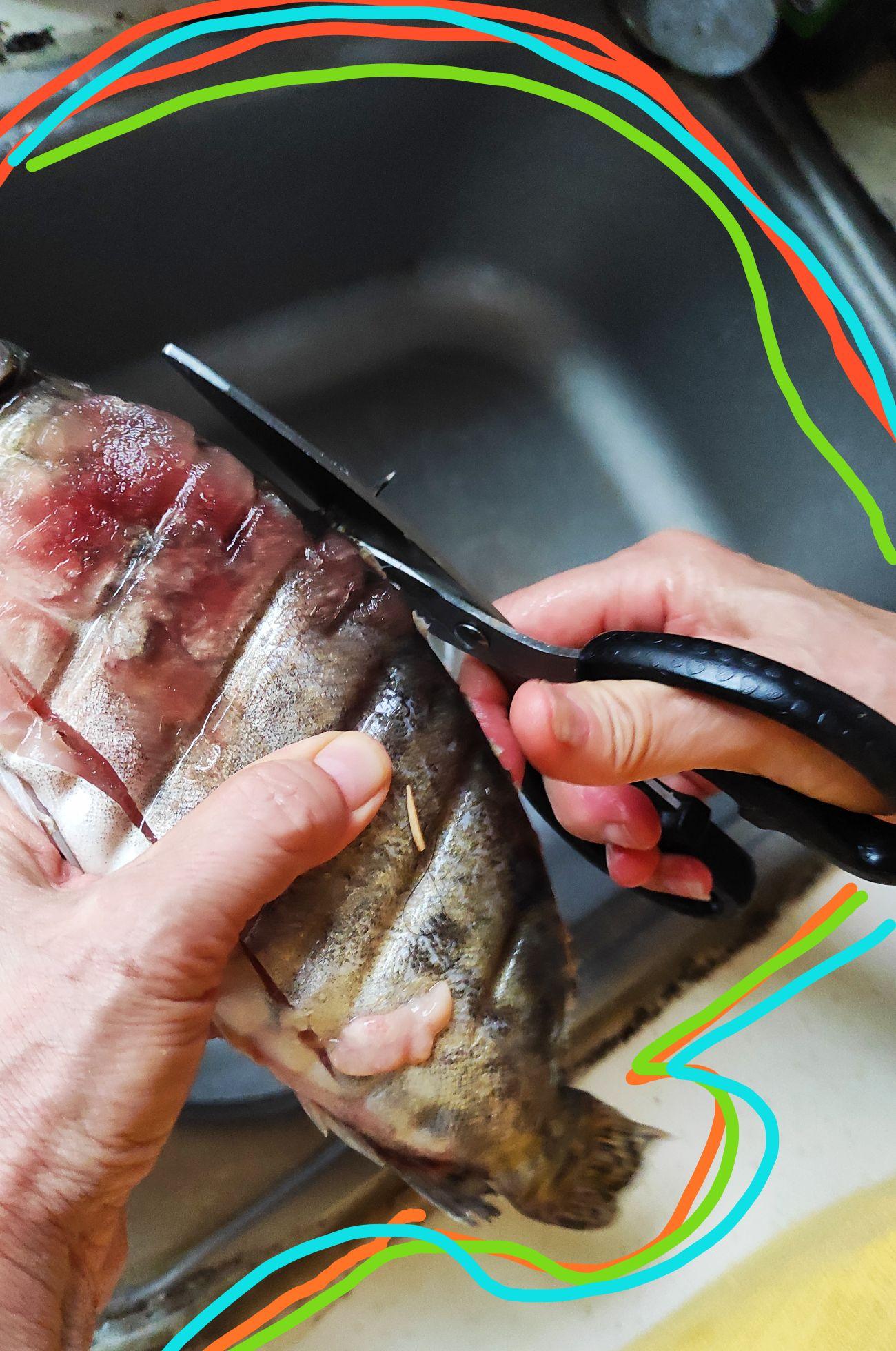 糖醋鳜鱼的做法图解