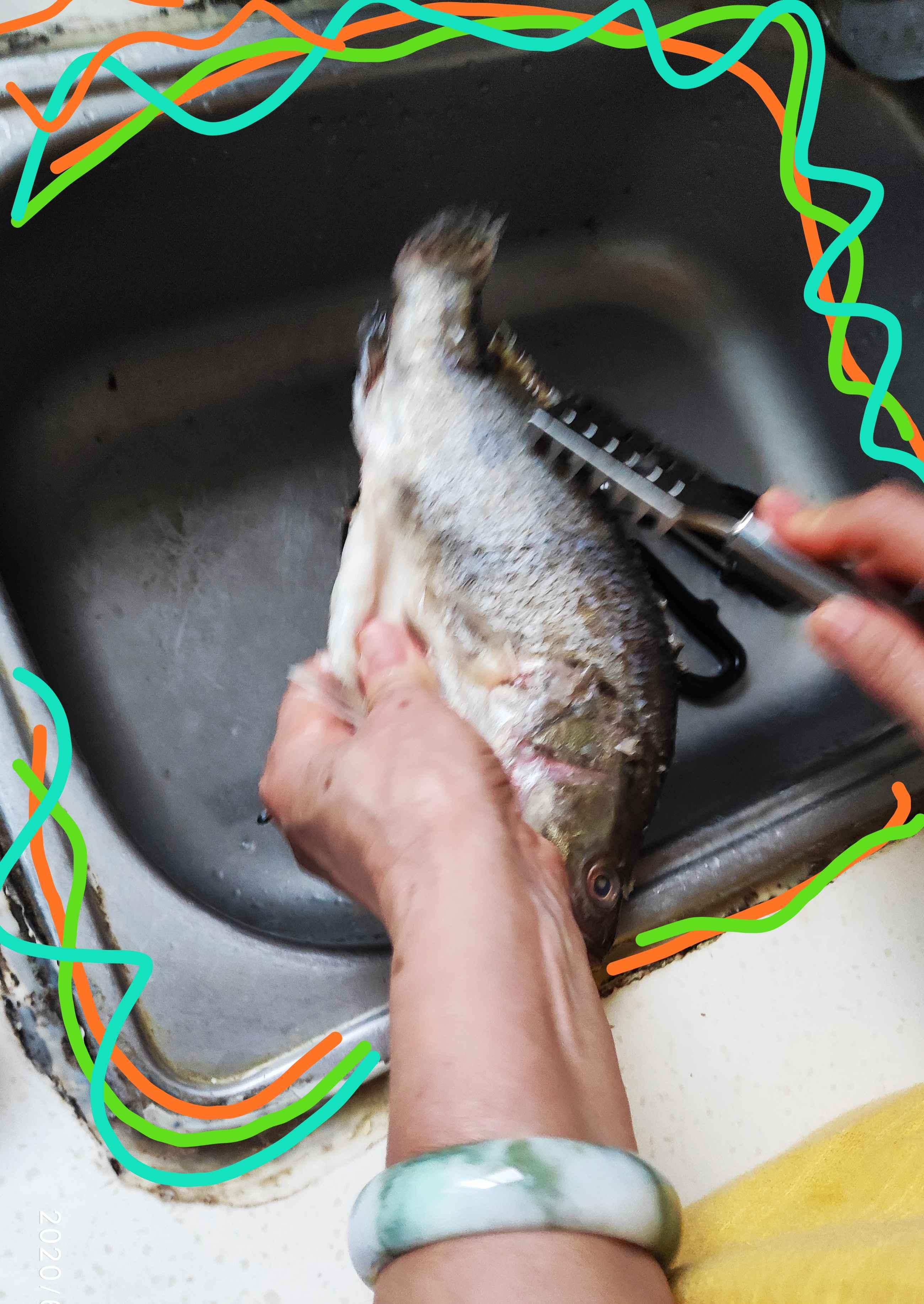糖醋鳜鱼的家常做法