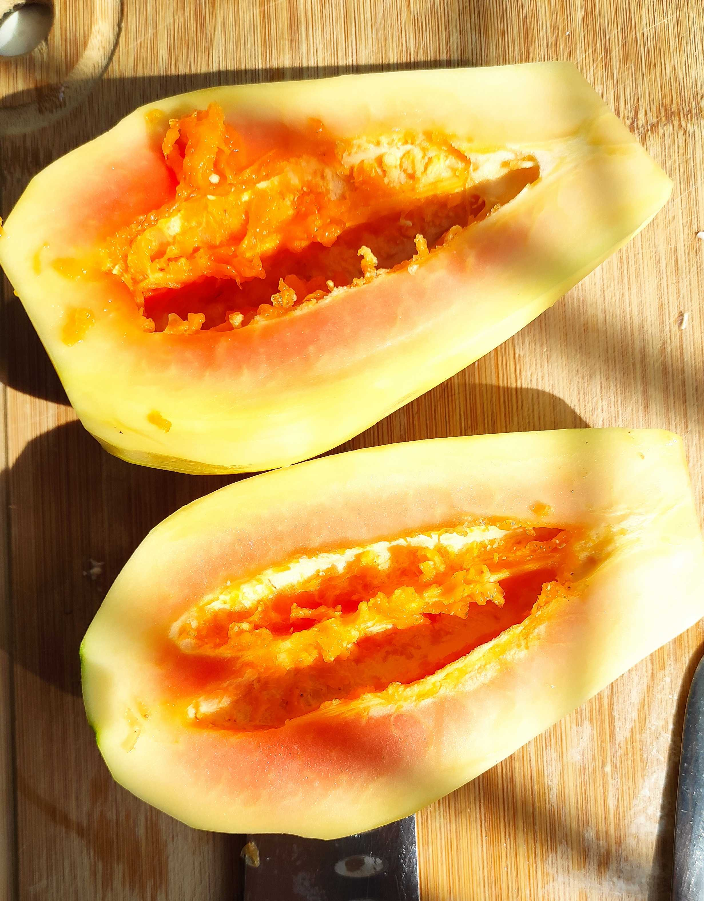 清炒木瓜丝的做法图解