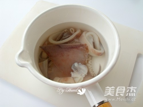 关东煮——鱿鱼海带锅的简单做法