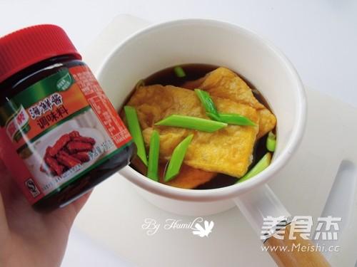 关东煮——鱿鱼海带锅怎么做