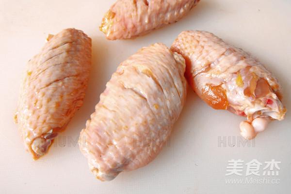菠萝烤鸡翅的做法大全