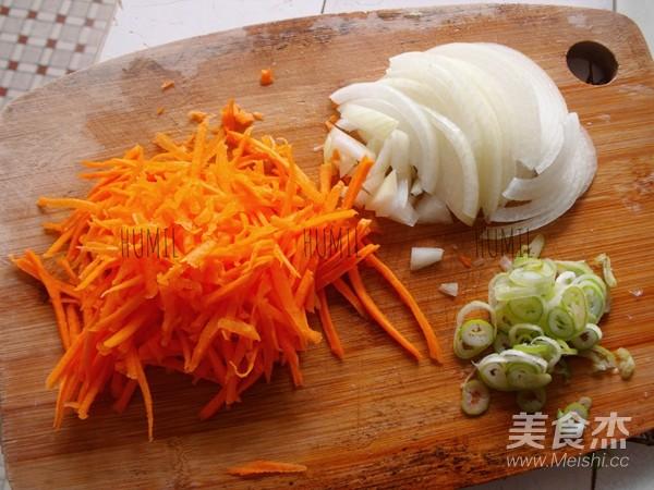 炒桂林米粉的家常做法