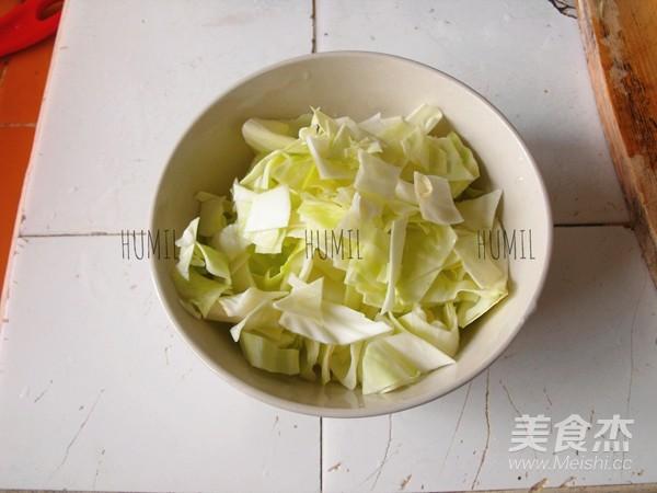 炒桂林米粉的简单做法