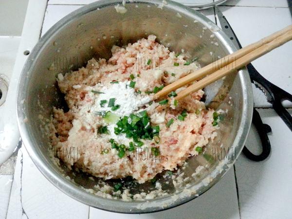 鲜虾菌菇云吞的家常做法