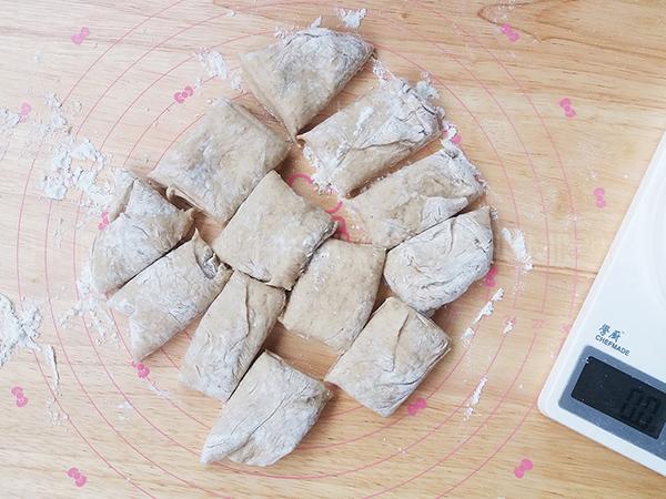 黑麦沙拉小餐包的家常做法