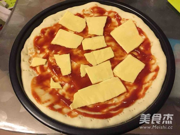 自制披萨的简单做法