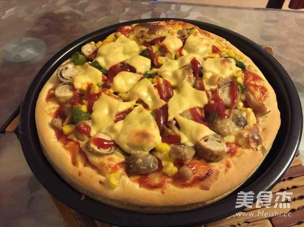 自制披萨怎么做