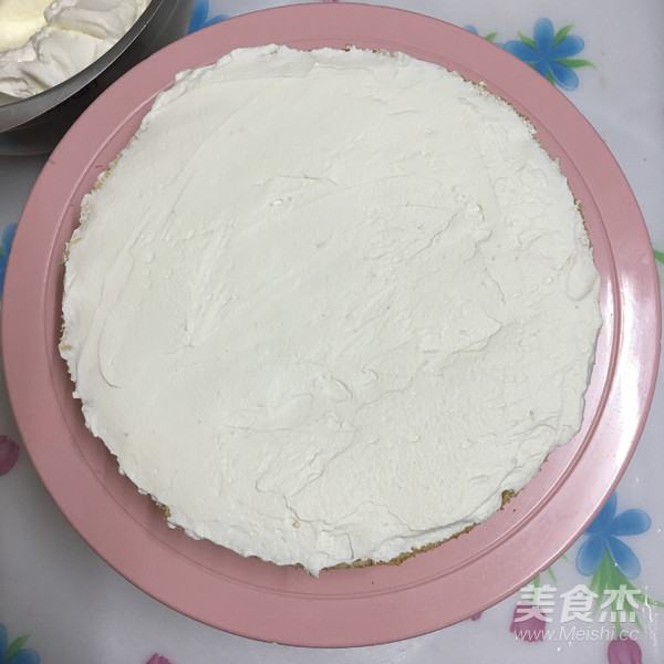 8寸草莓蛋糕的简单做法