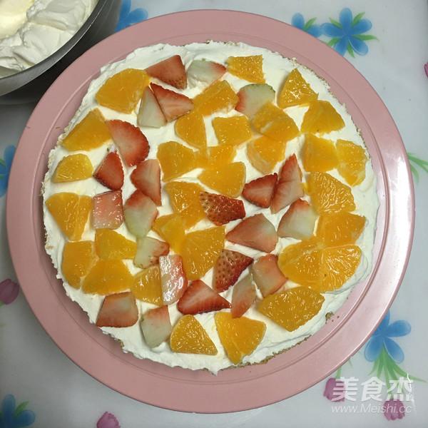 8寸草莓蛋糕怎么吃