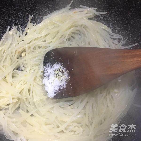 青椒土豆丝怎么炒
