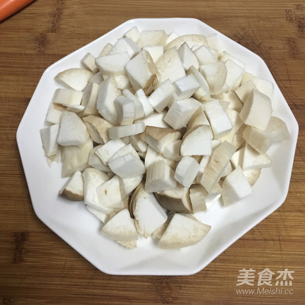 素炒杏鲍菇丁的做法大全