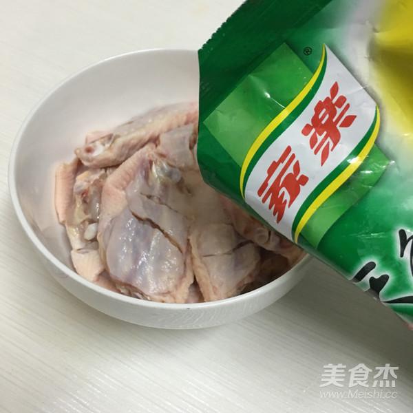 香煎鸡翅的做法大全