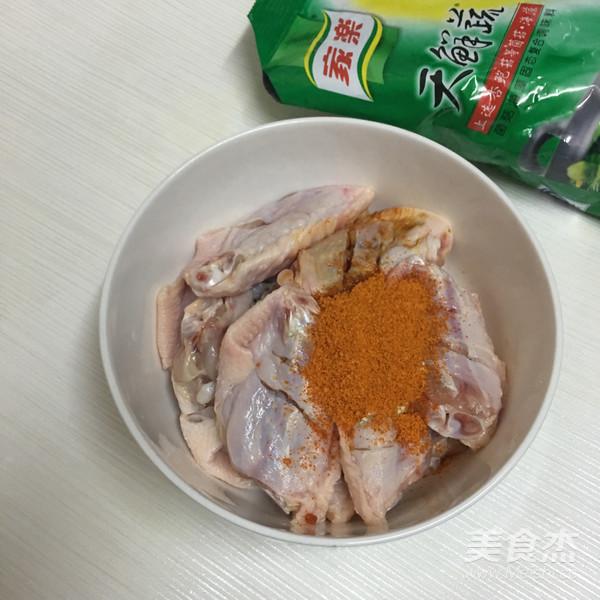 香煎鸡翅的做法图解