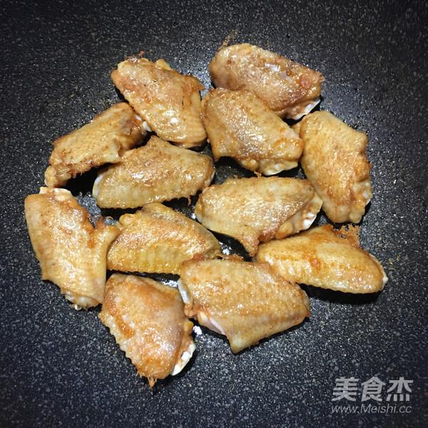 香煎鸡翅怎么吃